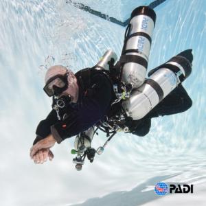 Curso-PADI-Tec-Sidemount-Diver