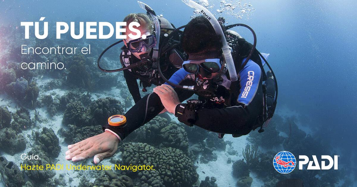 Curso-buceo-PADI-Navegación-Subacuática
