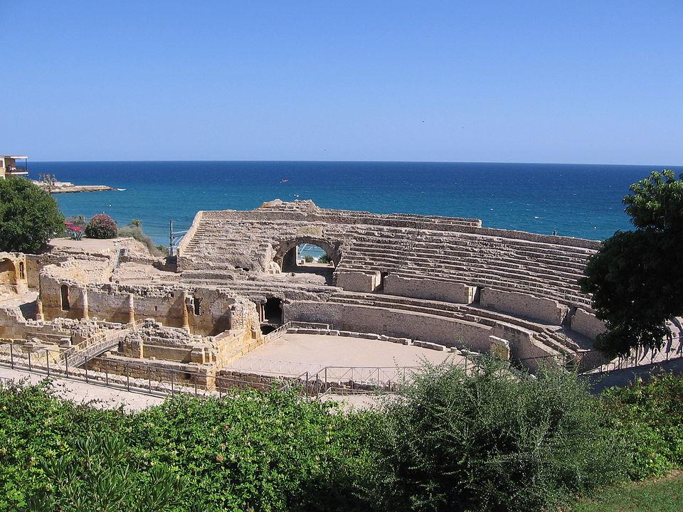 Anfiteatro-romano-en-Tarragona