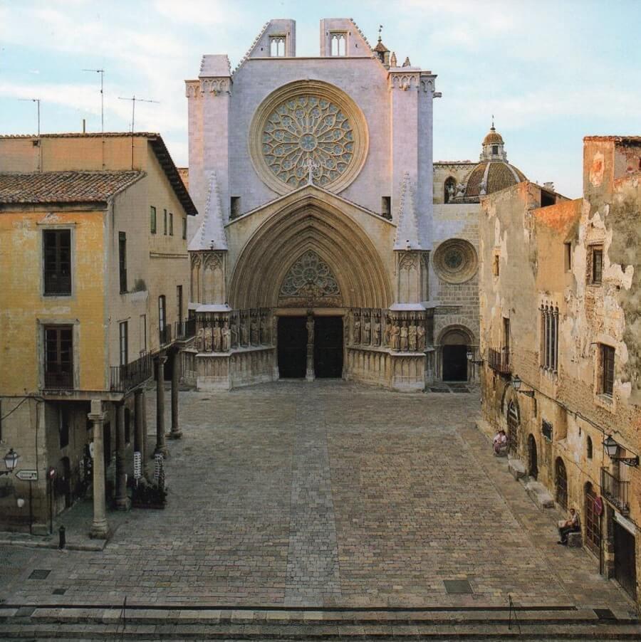 Entrada-de-la-Catedral-de-Tarragona