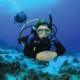 Mujer-submarinista